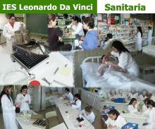 IES Leonardo da Vinci - FP Sanidad
