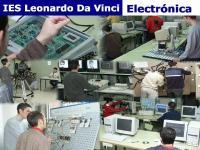 IES Leonardo da Vinci - FP Electricidad-Electrónica